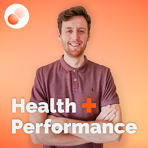 health & performance podcast artwork